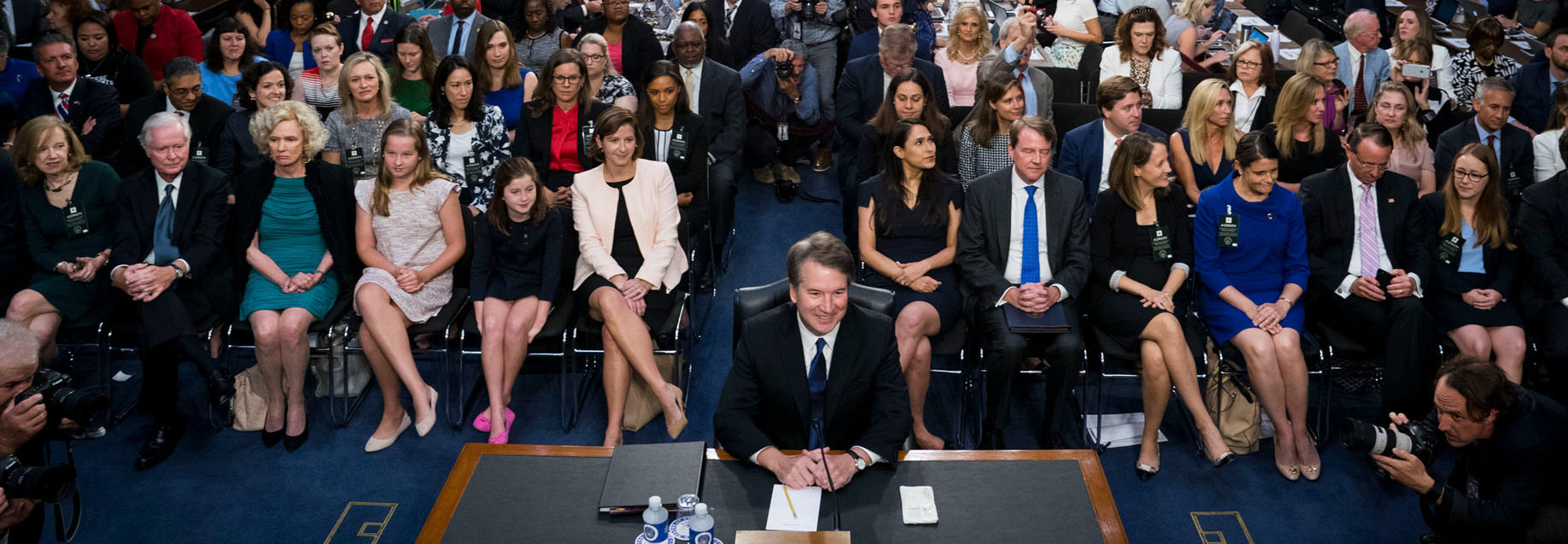 Kavanaugh hearings banner image
